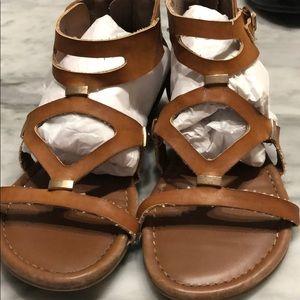 Girl sandal Steve Madden size 13